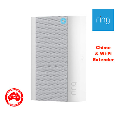 RING Video Door Bell -INDOOR CHIME & Wi-Fi Extender-Ring Chime Pro-FREE DELIVERY