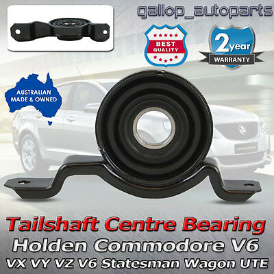 Tailshaft Centre Carrier Bearing Holden Commodore V6 VX VY VZ Wagon + Ute