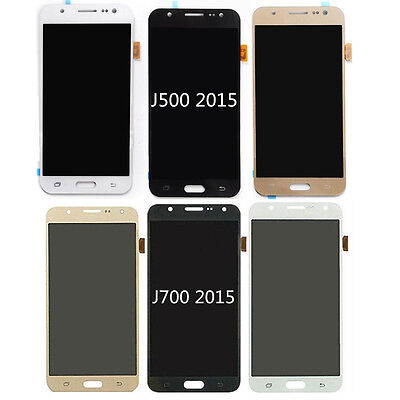 LCD Display Touch Screen Digitizer For Samsung Galaxy 2015 J5 J500 / J7 J700 US