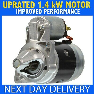 Fits Kubota Model B1600/b1702/b7100/nx1100/rx1100 1981-On New Starter Motor