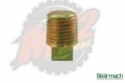 Swivel Housing Drain Plug - Defender / Series / Discovery / Classic - BR 0882