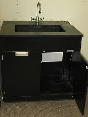 Hamilton sink and base cabinet