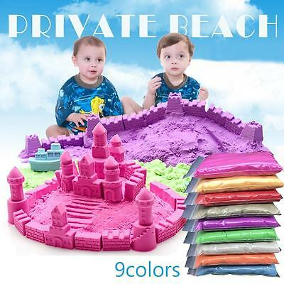 Space Clay Mud Sand Kids DIY Building Model Educational Toys Magic Play Sanw
