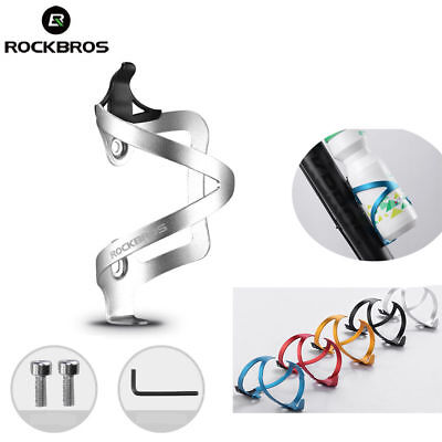 RockBros Cycing Water Bottle Cage Bike Bicycle Bottle Cage Holder Alloy One-Side