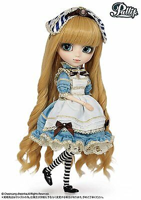 """Pullip """" Classical Alice in WonderLand """" P-096 Fashion doll from Japan  '13model"""