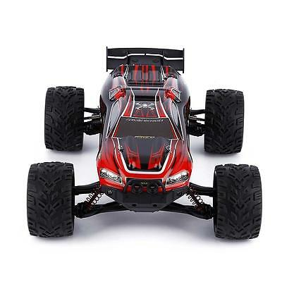 Popular 1/12 45km/h Off Road Remote Control Brush Truck for GPTOYS S912 Red q
