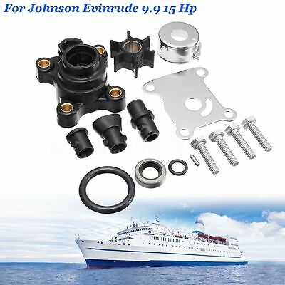 #394711 Water Pump Impeller Repair Kits For Johnson Evinrude 9.9 15 Hp Outboard
