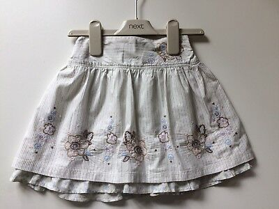 *Baby Girls Clothes/ Lovely Baby Girls  Next Skirt 18/24 Months*