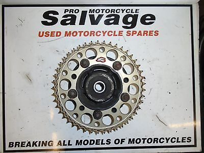 Honda Cbf 600 N 2004 2005 2006 2007 2008:sprocket Carrier - Rear:used Motorcycle