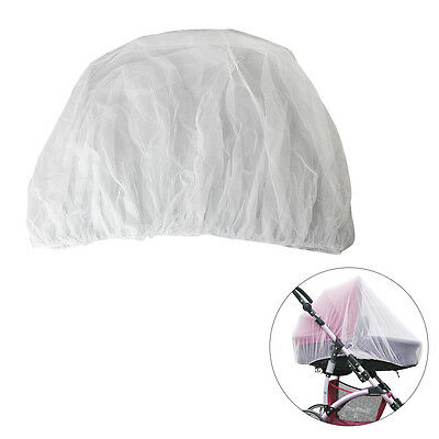 Cute Infants  Baby Stroller Pushchair Mosquito Insect Net Safe Mesh Buggy New