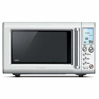 Breville BMO700BSS Quick Touch Crisp 0.9 Cu. Ft. Microwave