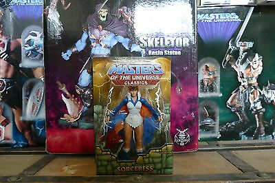 MOTU Sorceress Masters of the Universe Classic inkl. MAILER