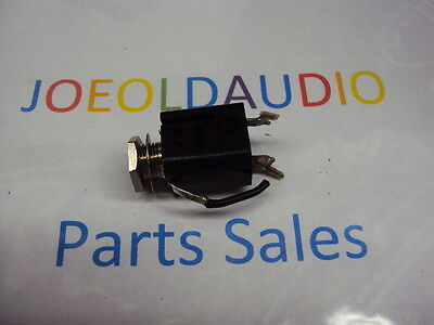 Sansui 1000X Original Headphone Jack & Mounting Nut. Parting Out 1000X Receiver.