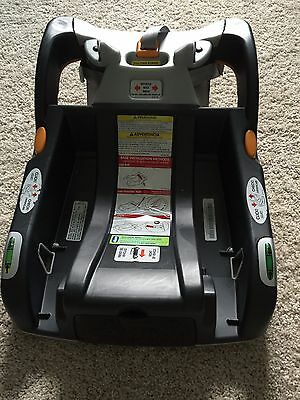 Chicco Keyfit 30 Infant Car Seat Base & Manual (Anthracite)