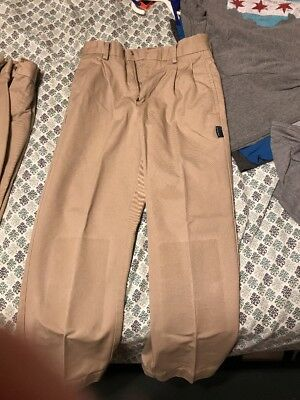 Parker School Uniform Boys Pants Size 8