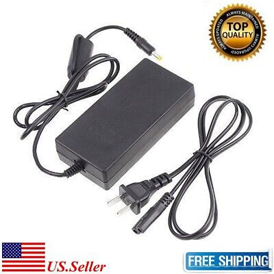 AC Adapter Charger Power Supply Cord For PS2 Slim 7000 9000 Series PlayStation 2