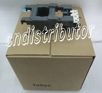 New In Box Schneider Contactor Contact LC1F265F7,1-Year Warranty !