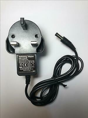 9V Mains AC Adaptor Power Supply Charger 4 Reebok REV-10101 Fusion Cross Trainer