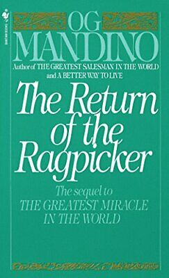 Return of the Ragpicker by Mandino, Og Paperback Book The Cheap Fast Free Post