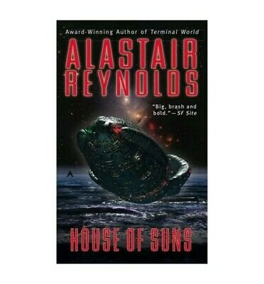 House of Suns by reynolds, Alastair Book The Cheap Fast Free Post