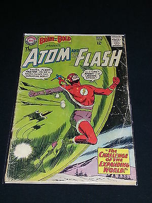 Brave and the Bold #53 - DC Comics - May 1964 - Flash and The Atom - 1st Print