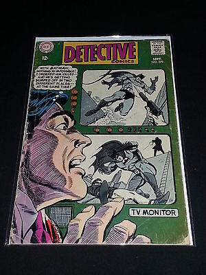 Detective Comics #379 - DC Comics - September 1968 - 1st Print - Batman
