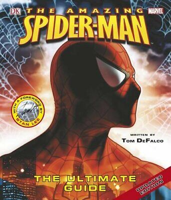 The Amazing Spider-man: The Ultimate Guide by Manning, Matthew K. Hardback Book