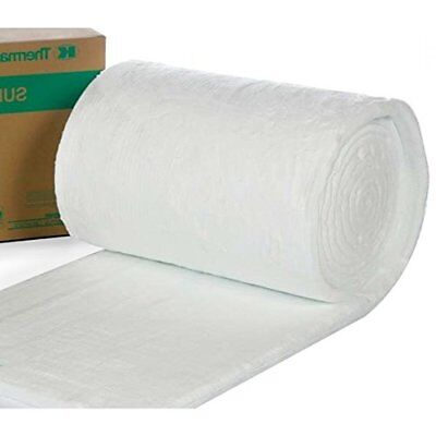 Ceramic Fibre Blanket 25mm - 7.320 mtr x 610 mm - 96 kg