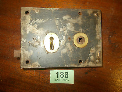 Antique Rim Lock Door Latch Locks 188