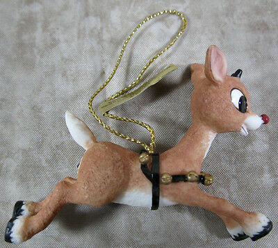 Rudolph And The Island Of Misfit Toys Enesco 2003 Hanging Ornament