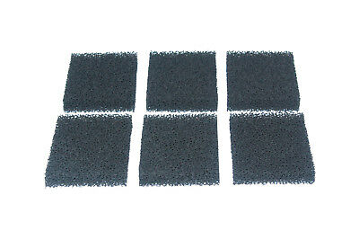 Compatible Carbon Foam Filters Suitable For Interpet PF2 Internal Filter