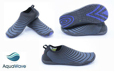 AquaWave Men's Bathing Shoes Water Shoes Beach shoes Surf boots Swim shoes