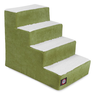 Majestic Pet Products Villa 4 Step Pet Stairs