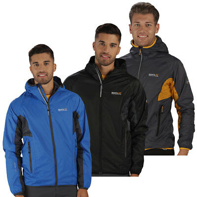 Regatta Mens 2017 Levin Durable Waterproof Lightweight Jacket 62% OFF RRP