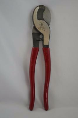 "Klein Tools 63050 9 1/2""  High-Leverage Cable Cutter"