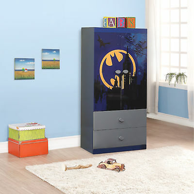 O'Kids Kid's Wardrobe- Batman