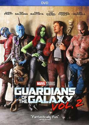 Guardians Of The Galaxy Vol. 2 [2017] New Dvd