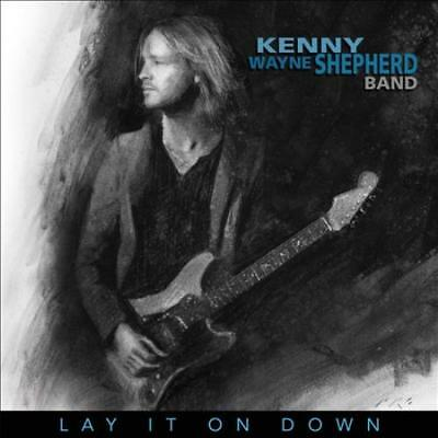 Kenny Wayne Shepherd/Kenny Wayne Shepherd Band - Lay It On Down * New Cd