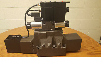 Continental Hyd Prop Directional Control Valve #ved08Mj-3Ac-300-A3-Obweod-B