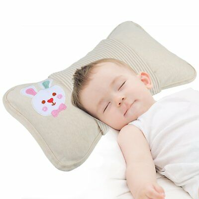Breathable Soft Buckwheat Newborn Infant Toddler Pillow for Preventing Flat Head