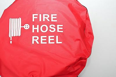 Fire Hose Reel Cover. Round Elastic Fitted