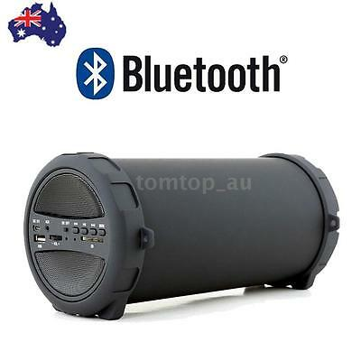 Portable Bluetooth Wireless Stereo Music Speaker MIC MP3/FM/TF Outdoor for Phone