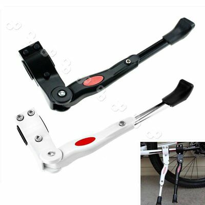 Heavy Duty Adjustable Mountain Bike Bicycle Cycle Prop Side Rear Kick Stand x 1