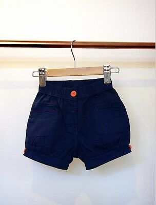 Organic Australian Designed Unisex Twill Baby and toddler shorts