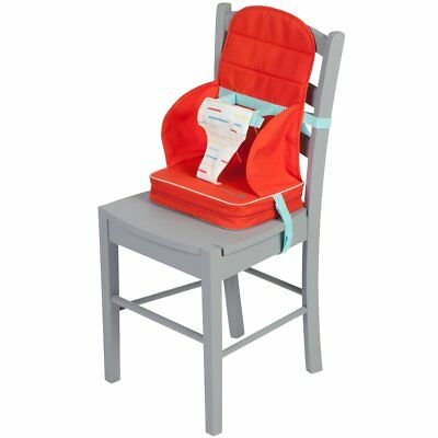 Safety 1st Baby Kindersitzerhöhung Stuhl Travel Booster Red Lines Rot 2754260000