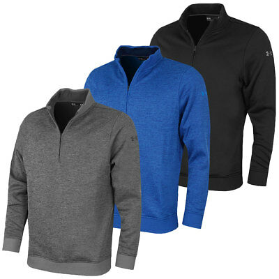 Under Armour 2017 Mens Crestable SweaterFleece QZ Pullover - 36% OFF RRP