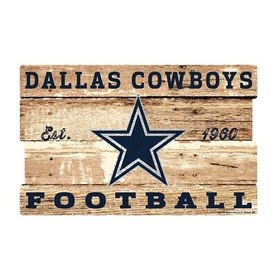 Dallas Cowboys XXL Holzschild 76 cm ! !,NFL Football,Plank Wood Sign
