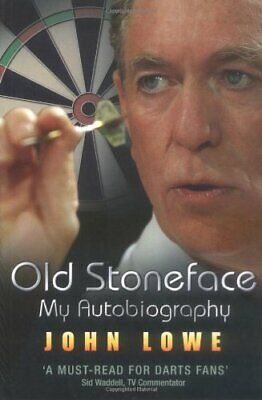 Old Stoneface: My Autobiography by John Lowe Paperback Book The Cheap Fast Free