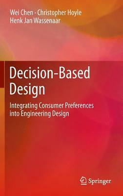 Decision-Based Design Wei Chen