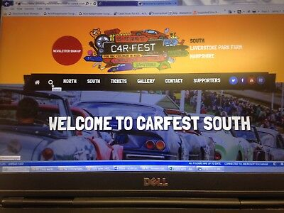 carfest saturday adult ticket